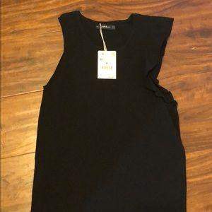 Zara Knot blouse